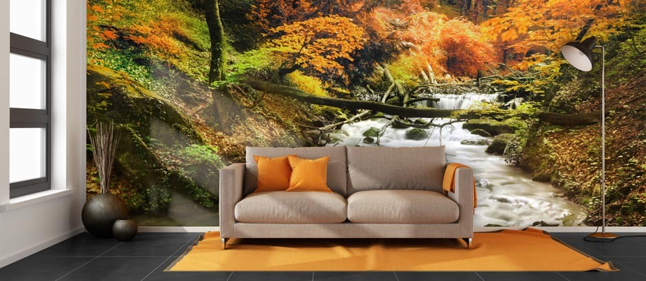 Popular wallpaper most popular home wallpapers pictowall for Popular wallpaper for living room
