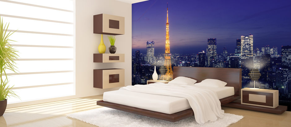 City Themed Wallpapers City Wall Murals Pictowall