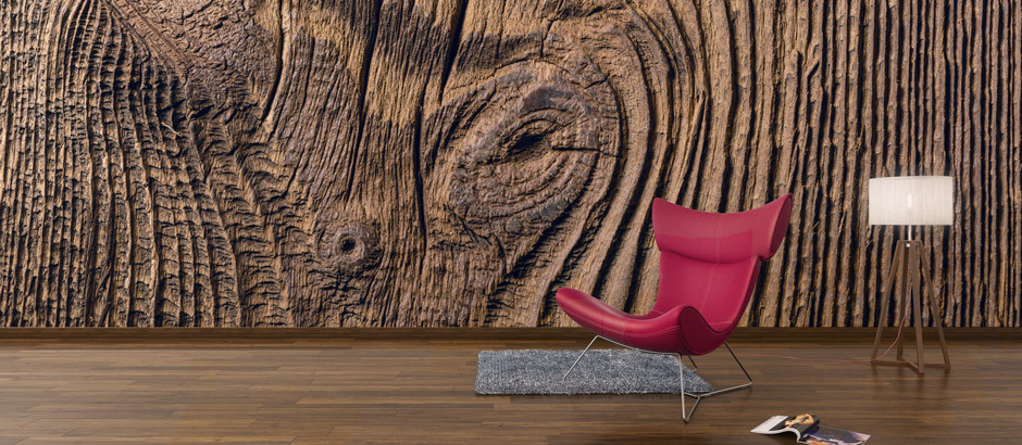 deep wood grain - Wood Grain Wall Paper