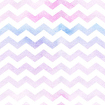 Seamless watercolor paper chevron pattern background. Pastel col