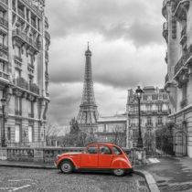 Avenue de Camoens in Paris
