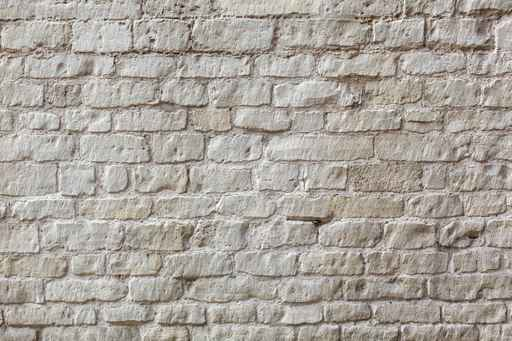 White brick wall mural for Distressed brick wall mural