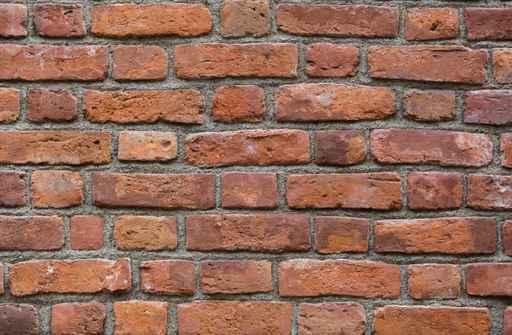 Brick wall murals interior design ideas pictowall for Rustic brick veneer