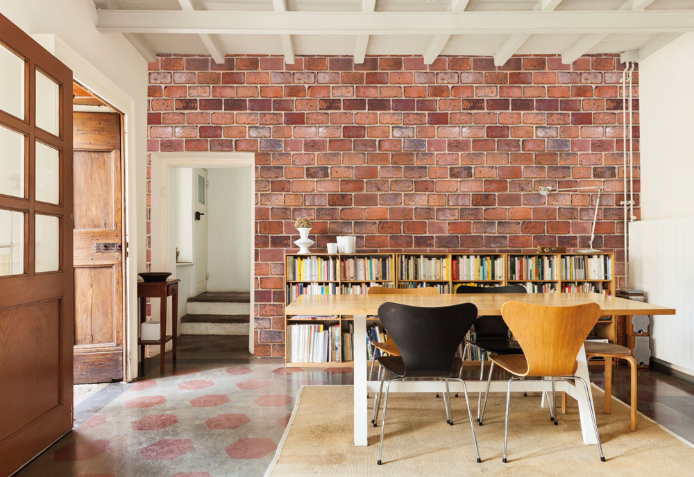Lovely Brick Wall Murals U2013 Interior Design Ideas