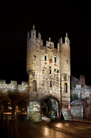 Micklegate Bar Wallpaper mural