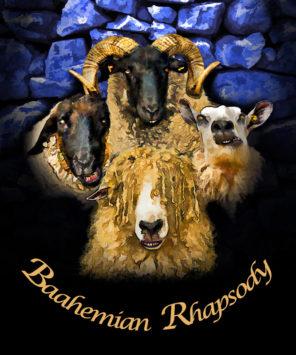 baahemian rhapsody Wallpaper mural