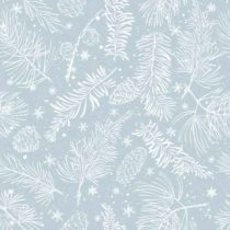 Seamless pattern with branches. Christmas and New Year backgroun